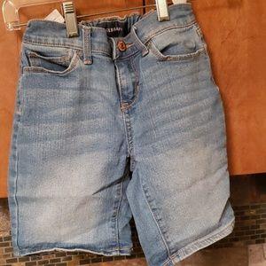 Girls Old Navy denim shorts